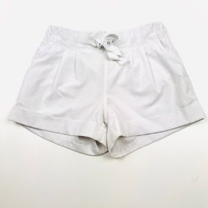 Lululemon  Spring Break Away Shorts White